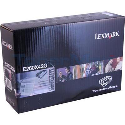 LEXMARK E260 PHOTOCONDUCTOR KIT TAA
